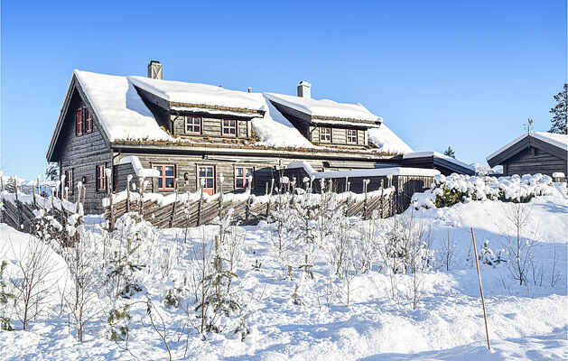 Holiday home in Valle Municipality