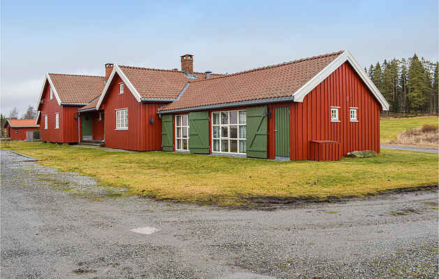 Holiday home in Halden Municipality