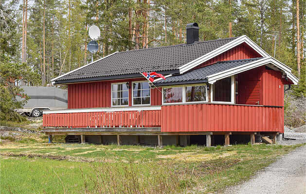 Holiday home in Aurskog-Høland Municipality