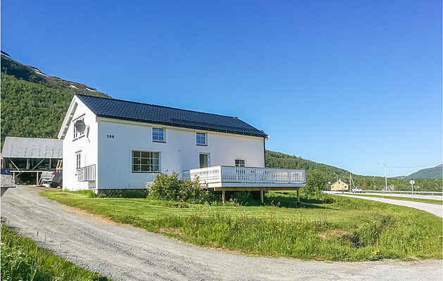 Holiday home in Salangen