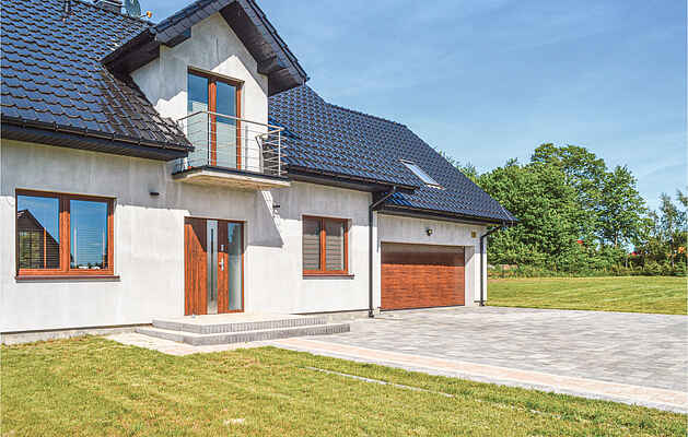 Holiday home in Zielnowo