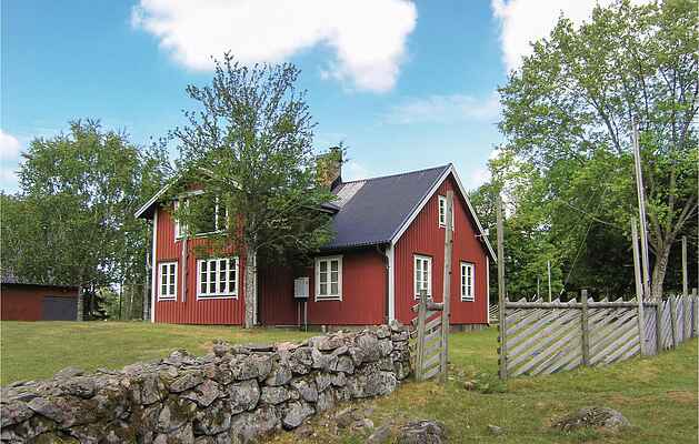 Holiday home in Ljungby SV