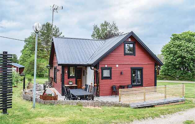 Holiday home in Ljungby V