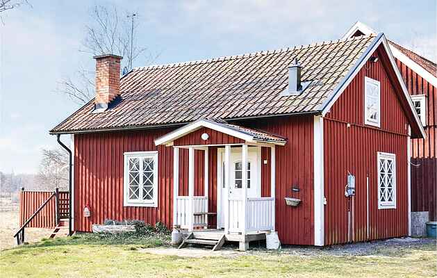 Holiday home in Emmaboda SO