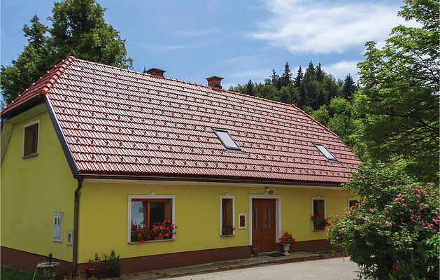 Holiday home in Zahomce