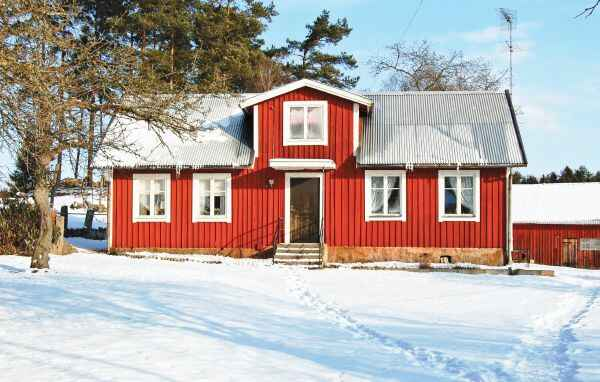 Holiday home in Ronneby N