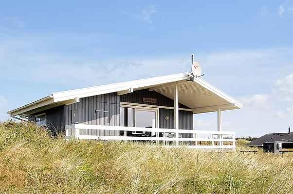Sommerhus ved Skodbjerge Strand