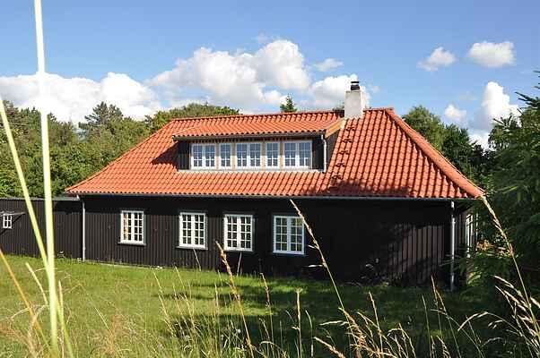 Sommerhus i Tisvilde hegn
