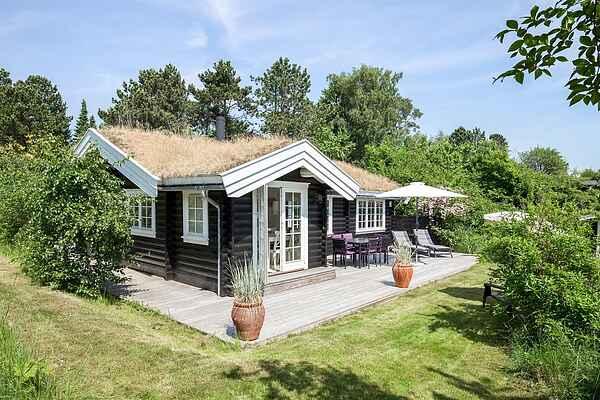 Casa de vacaciones en Tisvilde Strand