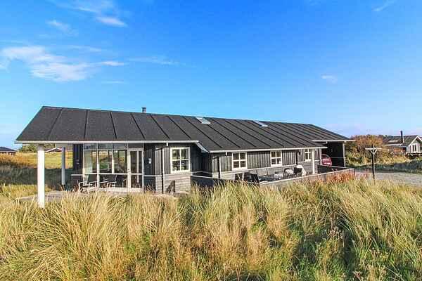 Sommerhus i Tornby Strand
