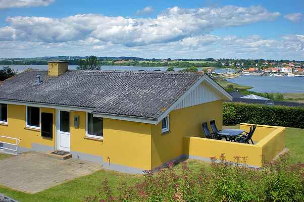 Sommerhus ved Anslet Strand