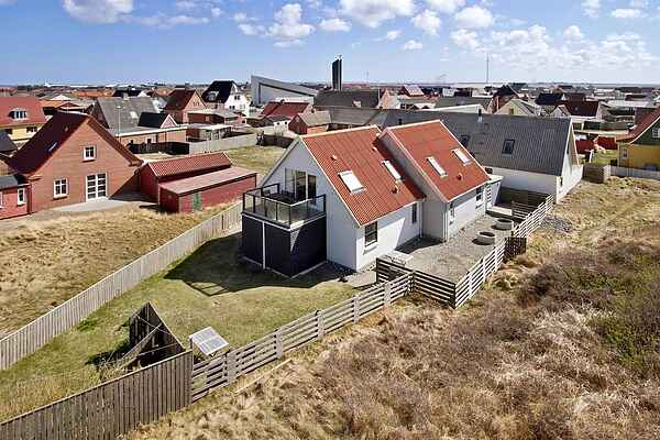 Ferienwohnung in Thyborøn Strand