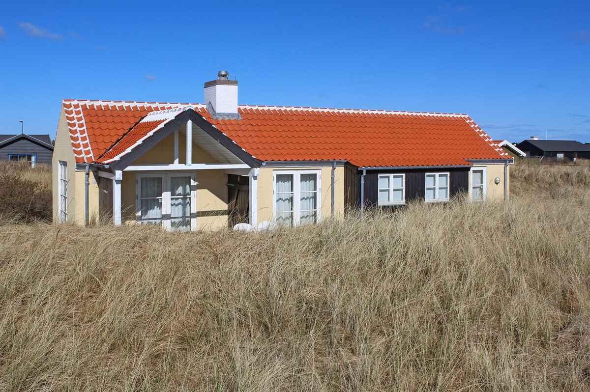 Sommerhus i Gl. Skagen (Danmark)