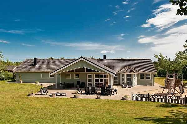 Sommerhus i Nr Lyngby Strand