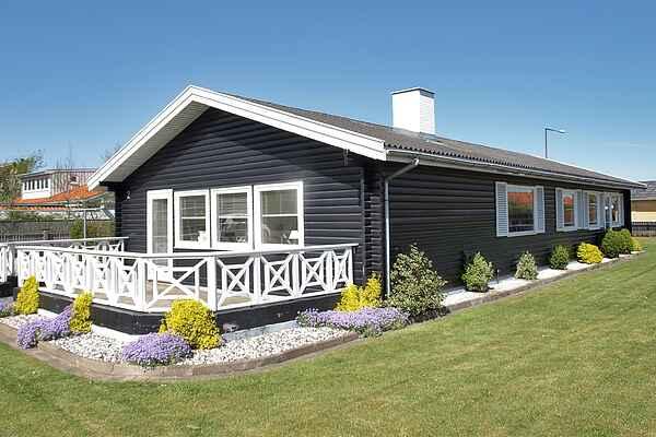 Ferienhaus in Gl. Skagen