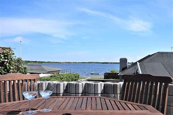 Sommerhus ved Munkebo Strand