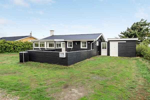 Casa de vacaciones en Søndervig Strand