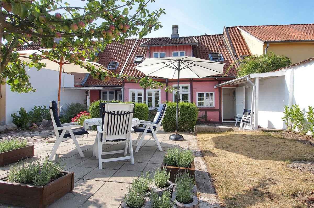 ferienhaus in faaborg d nemark. Black Bedroom Furniture Sets. Home Design Ideas