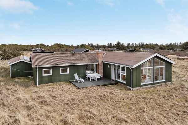 Sommerhus i Grønhøj Strand