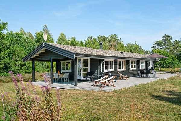 Casa de vacaciones en Vesterø