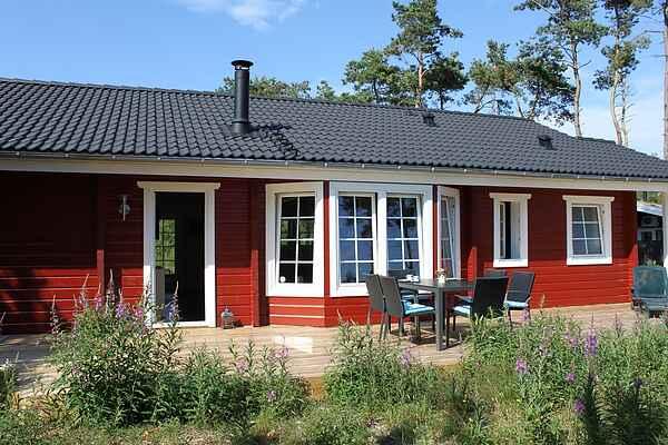 Casa de vacaciones en Østerby