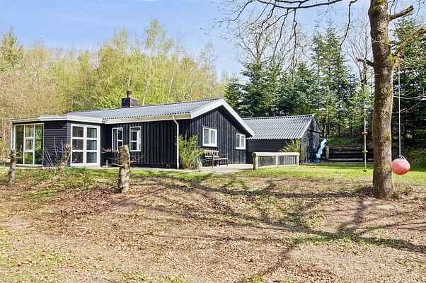 Holiday home in Gredstedbro