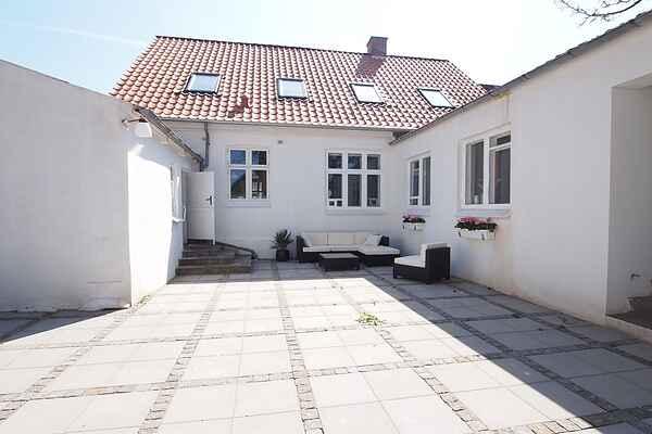 Casa de vacaciones en Rudkøbing