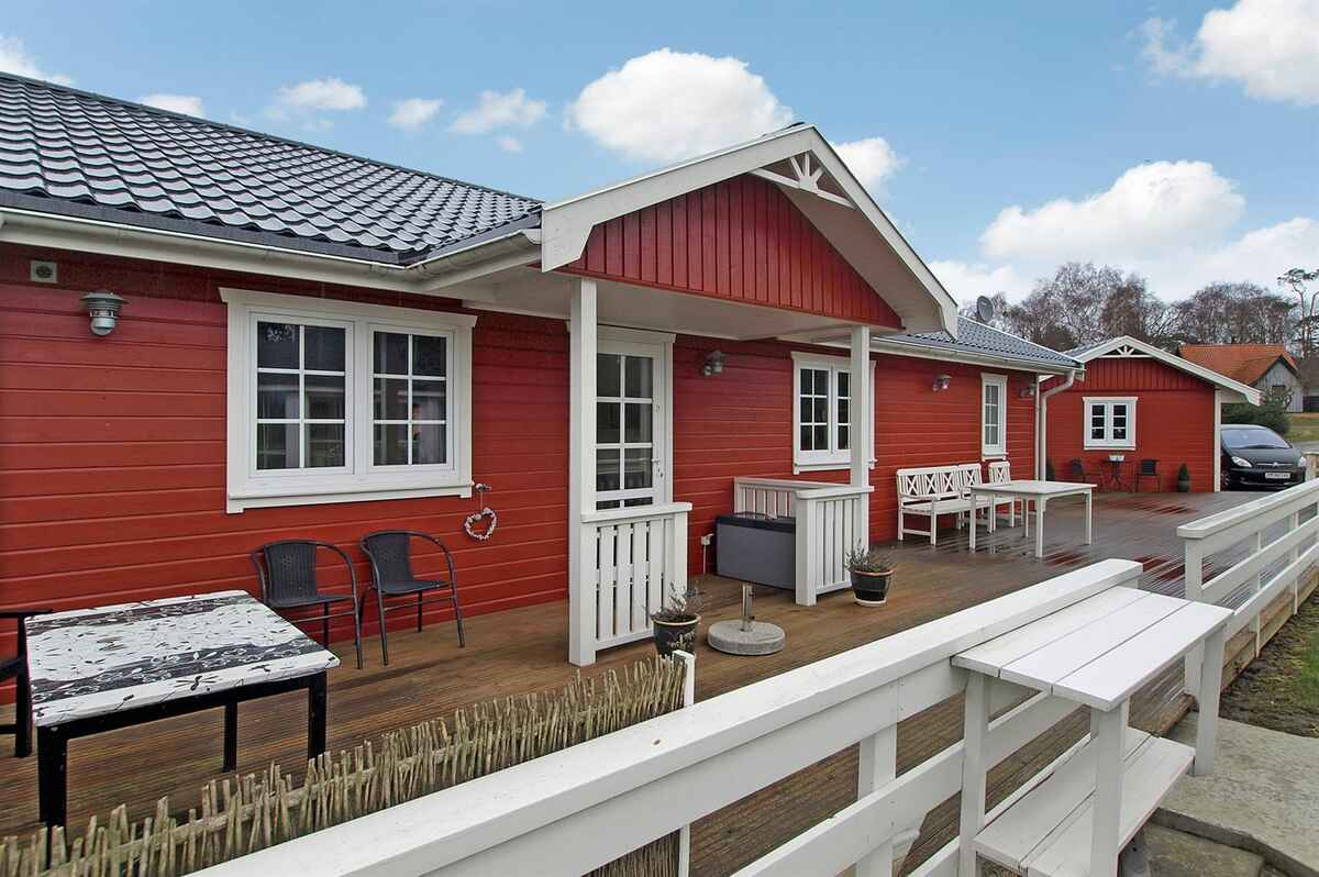 ferienhaus in snogeb k strand d nemark. Black Bedroom Furniture Sets. Home Design Ideas