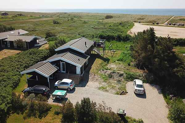 Ferienhaus in Blåvand Strand