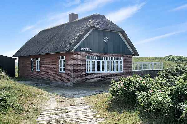 Sommerhus i Rindby Strand