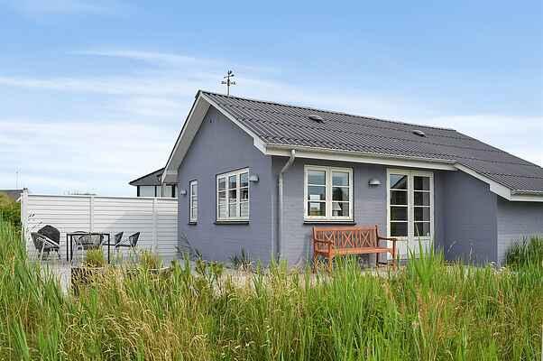 Sommerhus ved Lakolk Strand