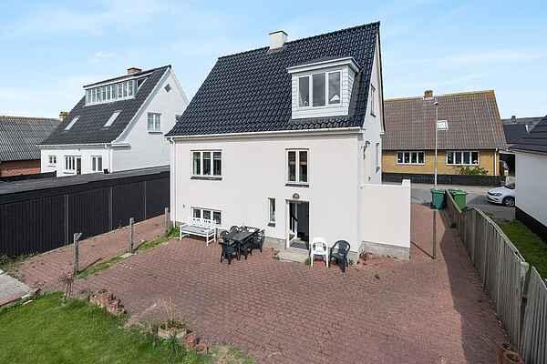 Ferienhaus in Thyborøn Strand