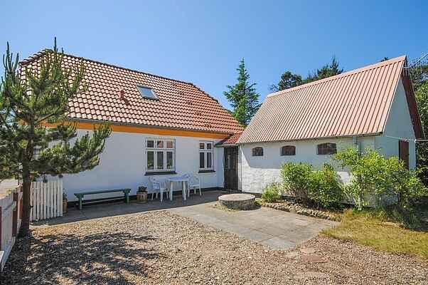 Sommerhus i Bedsted Thy
