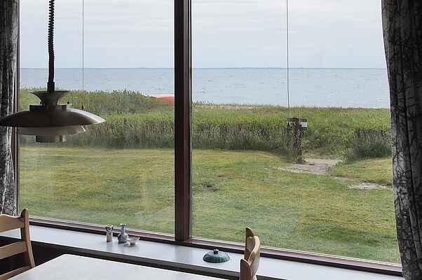 Sommerhus ved Hejsager Strand