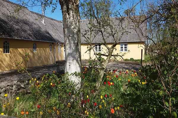 Gårdshus i Læsø