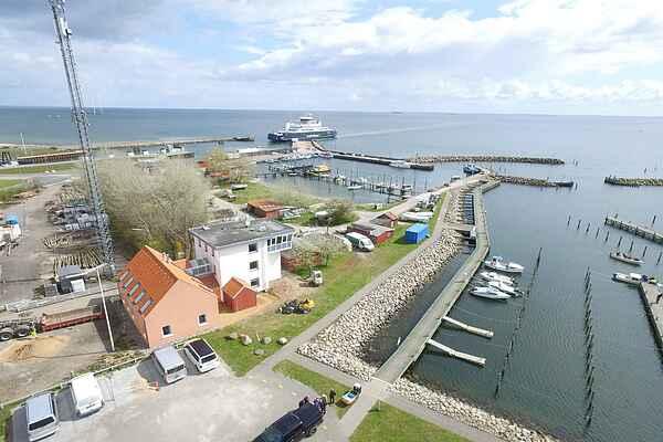 Casa de vacaciones en Spodsbjerg Strand