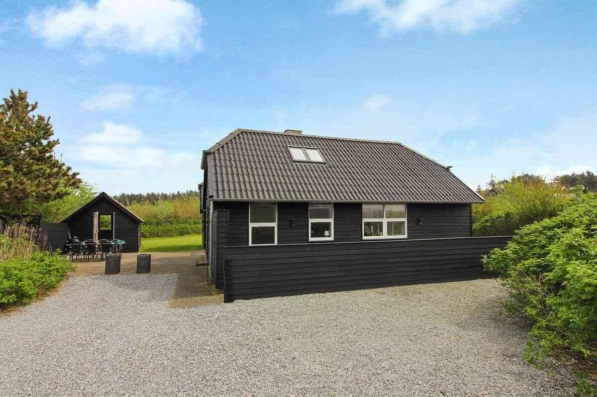 Sommerhus i Jylland (Danmark)