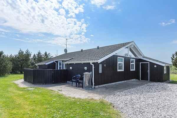 Ferienhaus in Lyngså