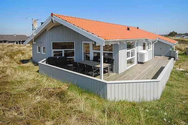 Semesterbostad i Klitmøller