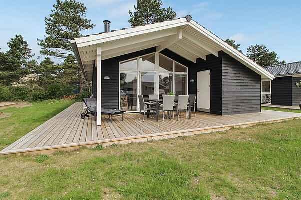 Sommerhus ved Skærby Strand