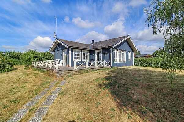 Sommerhus ved Kisserup Strand