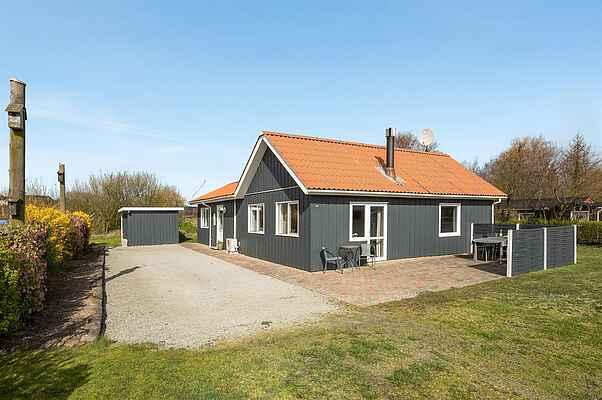 Sommerhus ved Diernæs Strand
