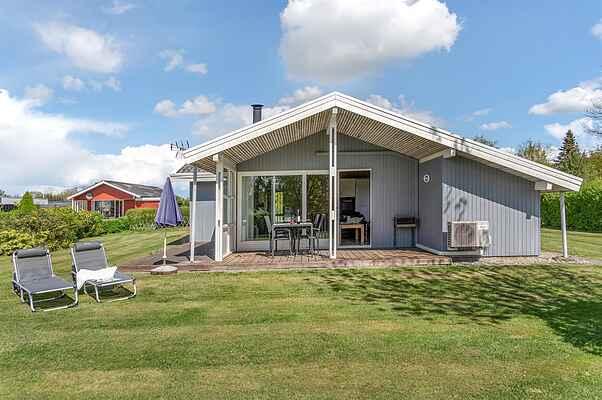 Sommerhus ved Rendbjerg Strand