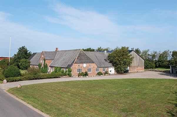 Gårdhus i Emmerlev