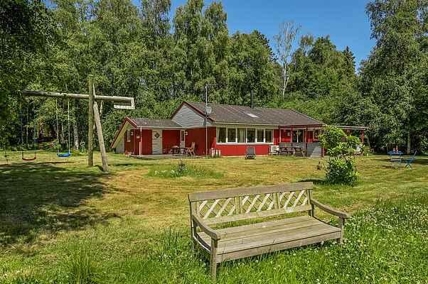 Sommerhus ved Nykøbing Sjælland Strand