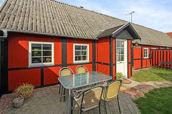 Sommerhus i Snogebæk
