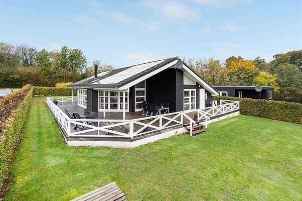 Casa de vacaciones en Mommark Strand