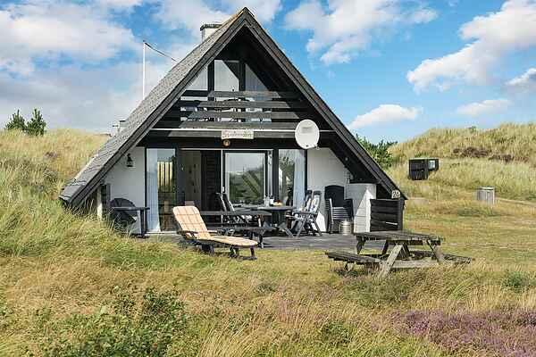 Casa de vacaciones en Søndervig