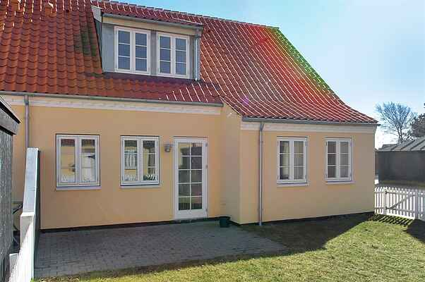 Sommerhus i Skagen By (ss6049)   Feriebolig:Sommerhus   Sovepladser:6   Soveværelser:3 ...