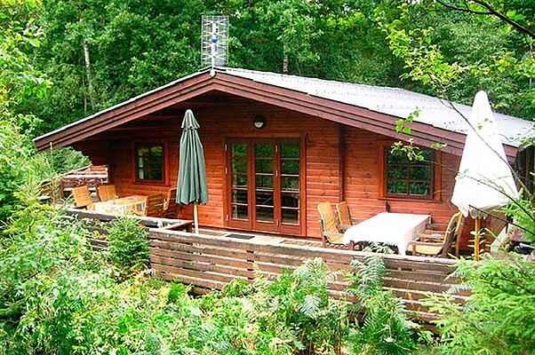 Ferienhaus in Virklund